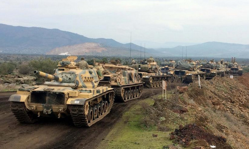 Lý do Nga làm ngơ trước chiến dịch quân sự của Thổ Nhĩ Kỳ ở Syria
