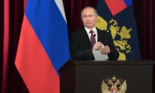 Lộ diện 8 ứng viên cuối tranh cử tổng thống Nga