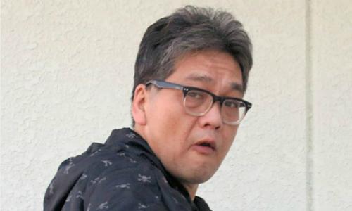 Yasumasa Shibuya, nghi phạm sát hại bé Nhật Linh. Ảnh: Japan News.