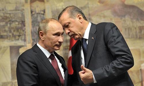 Những lần thay đồng minh như thay áo của Thổ Nhĩ Kỳ