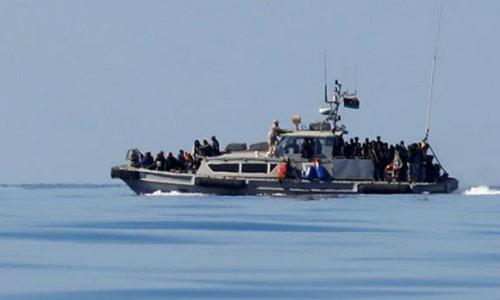 Chìm tàu ngoài khơi Libya, 90 người tị nạn có thể thiệt mạng