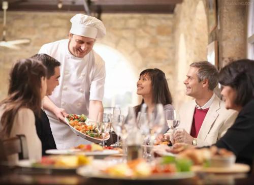 Trắc nghiệm tiếng Anh khi gọi món ở nhà hàng