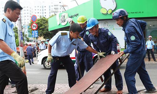 TP HCM muốn sáp nhập lại trật tự đô thị do vi phạm phức tạp