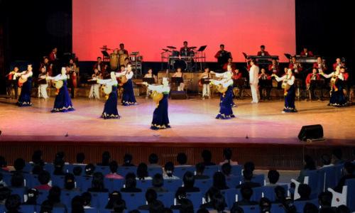 Gần 150.000 người Hàn Quốc muốn xem nghệ sĩ Triều Tiên biểu diễn
