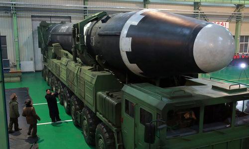 """Mỹ dọa """"xóa sổ chính quyền Triều Tiên"""" nếu bị tấn công hạt nhân"""