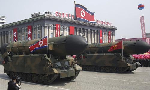 Triều Tiên tuyên bố duyệt binh không liên quan tới thế vận hội