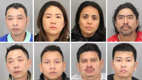 Mỹ bắt 9 người bị nghi chuyển đồ ăn cắp triệu đô về Việt Nam