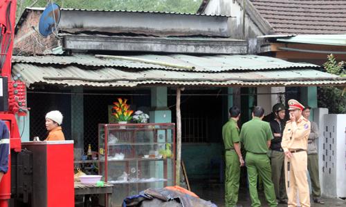 Cháy nhà khiến một người tử vong trong phòng ngủ