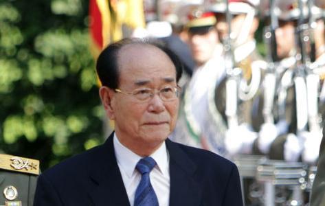 Chủ tịch Quốc hội Triều Tiên sẽ tới Hàn Quốc