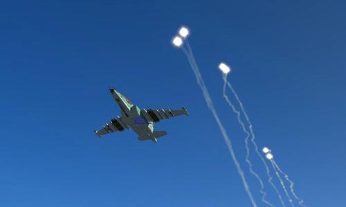 Điểm yếu khiến Su-25 Nga không phát hiện được tên lửa phiến quân