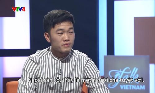 Học tiếng Anh: Xuân Trường nói HLV Park Hang-seo là người cha tốt ngoài sân cỏ