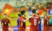 Đài Loan 1-3 Việt Nam(giải futsal châu Á 2018)