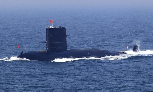 Trung Quốc phát triển tàu ngầm có khả năng tự tư duy