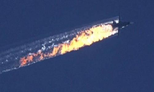 5 lần phi cơ quân sự Nga bị bắn rơi trên chiến trường Syria