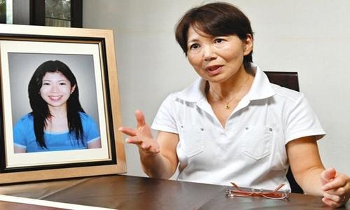 Bà mẹ Nhật thu thập chữ ký đòi án tử cho kẻ giết con gái 11 năm trước