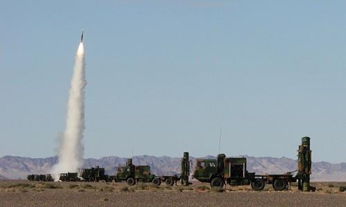 Trung Quốc thử nghiệm tên lửa đánh chặn