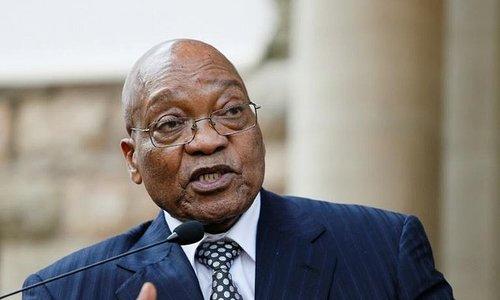 Tổng thống Nam Phi đứng trước áp lực từ chức