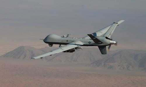 Tin tặc Nga bị nghi cố đánh cắp bí mật về máy bay không người lái Mỹ