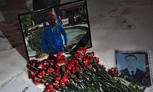 Putin ký sắc lệnh truy tặng Anh hùng Nga cho phi công hy sinh