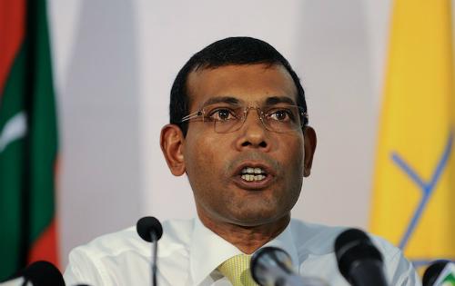 Những người từ bạn biến thành thù của Tổng thống Maldives - 1