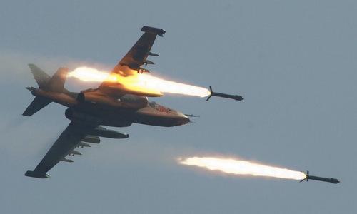 Phút tuyệt vọng của đồng đội yểm trợ phi công Nga bị bắn rơi