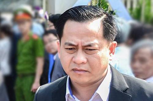 Ông Phan Văn Anh Vũ.Ảnh:Ngọc Trường, chụp tháng 2/2015.
