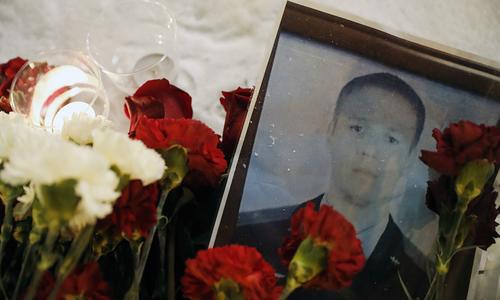 Thi thể phi công Nga có thể được đánh cắp từ tay phiến quân Syria