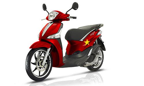 Liberty U23 phiên bản giới hạn chào mừng đội tuyển Việt Nam.