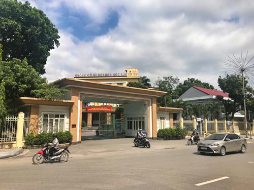 Sở Giao thông Vận tải Hà Nội công bố các quyết định liên quan đến cán bộ vào sáng 7/2. Ảnh minh hoạ: Giang Huy.