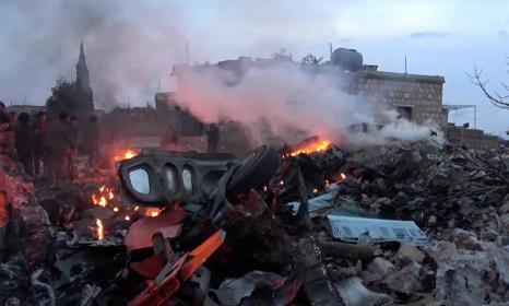 Nga sẽ nghiên cứu động cơ Su-25 bị bắn rơi để truy tìm nguồn gốc tên lửa