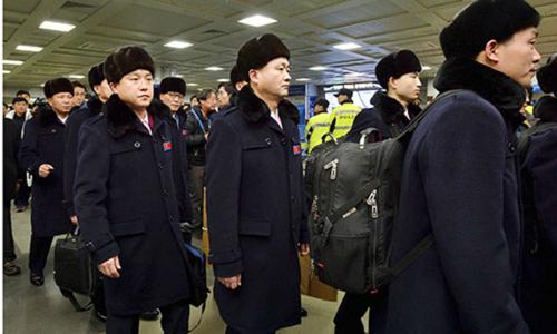 Hàn Quốc đề nghị LHQ cho quan chức Triều Tiên bị trừng phạt dự Olympic