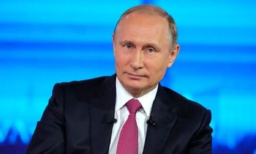 Putin không dùng điện thoại thông minh