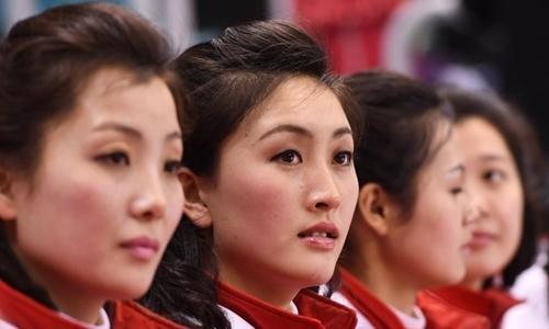 Đội quân mỹ nữ - vũ khí Triều Tiên lấy lòng người Hàn Quốc