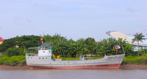 Tàu không số cuối cùng được công nhận bảo vật quốc gia