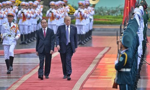 Đại sứ Vinh tiết lộ trở ngại lớn nhất trước khi Trump đến Hà Nội
