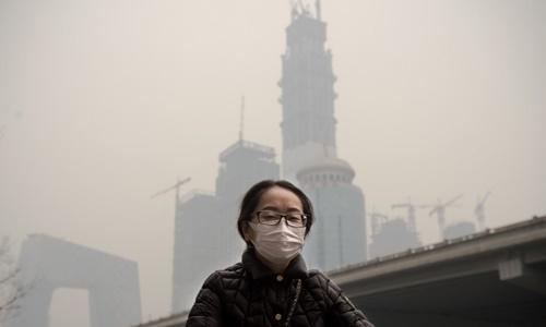 Trung Quốc nguy cơ ô nhiễm không khí nặng dịp Tết vì pháo hoa - ảnh 1