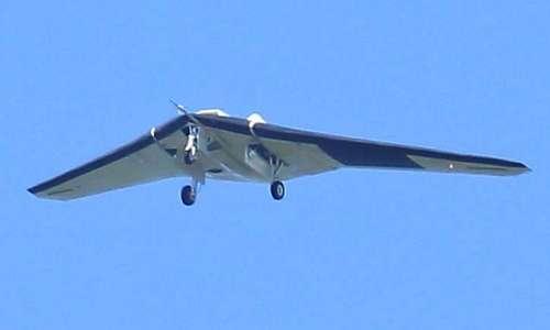 Mẫu Shahed 171 được Iran sao chép từ UAV Mỹ.