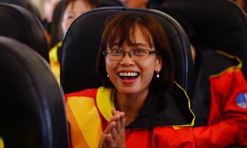 Chuyến bay miễn phí đưa 150 sinh viên, công nhân về quê đón Tết
