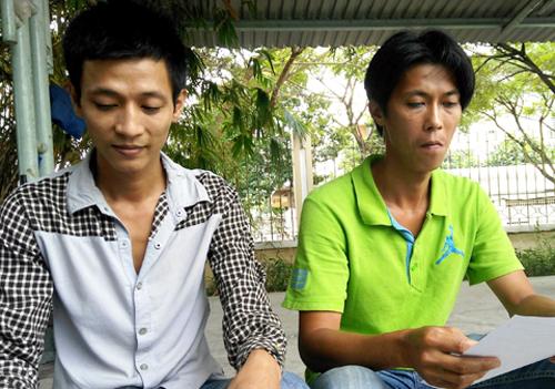 Niềm vui ngày Tết của hai anh em vừa được minh oan ở Sài Gòn - ảnh 2