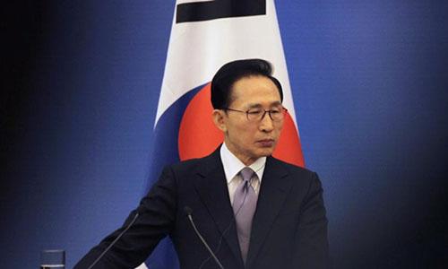 Hàn Quốc bắt người quản lý tài sản của cựu tổng thống - ảnh 1