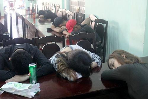 Hàng chục người ở Đồng Nai chơi ma túy trong ngày lễ tình nhân - ảnh 1