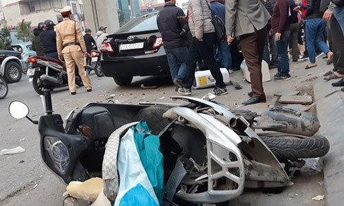 35 người chết do tai nạn giao thông trong ngày 28 Tết