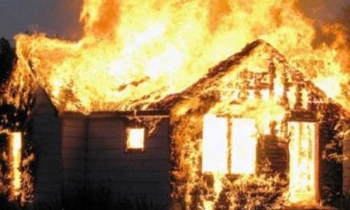 Cháy nhà rạng sáng mùng 1 Tết, nam thanh niên tử vong