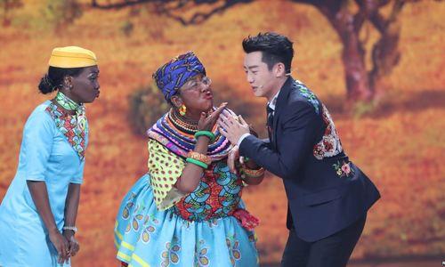 Gala Tết ở Trung Quốc bị chỉ trích phân biệt chủng tộc