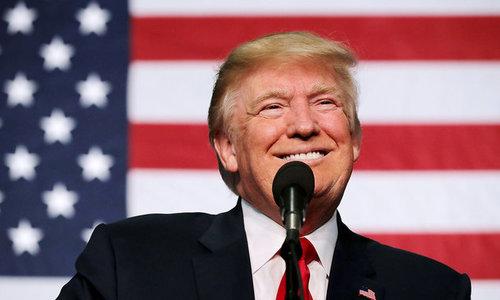 Trump chúc Tết Mậu Tuất