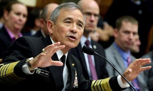 Đô đốc Mỹ lo ngại khả năng chiến tranh với Trung Quốc