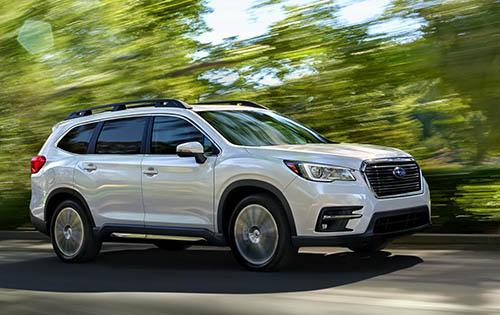 Subaru Ascent 2018 công bố giá bán tại Mỹ.
