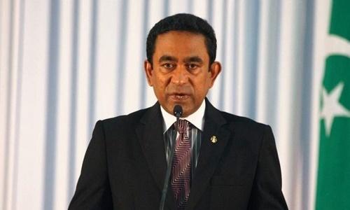 Tổng thống Maldives đề nghị kéo dài tình trạng khẩn cấp thêm 15 ngày