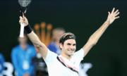 Roger Federer 2-0 Grigor Dimitrov