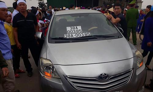 Nhiều người phản đối việc thực nghiệm hiện trường vụ tai nạn